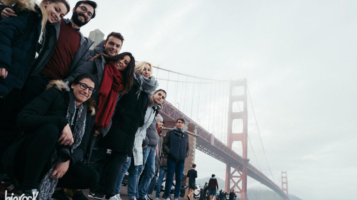 Tra le nuvole, i palazzi e le luci di San Francisco