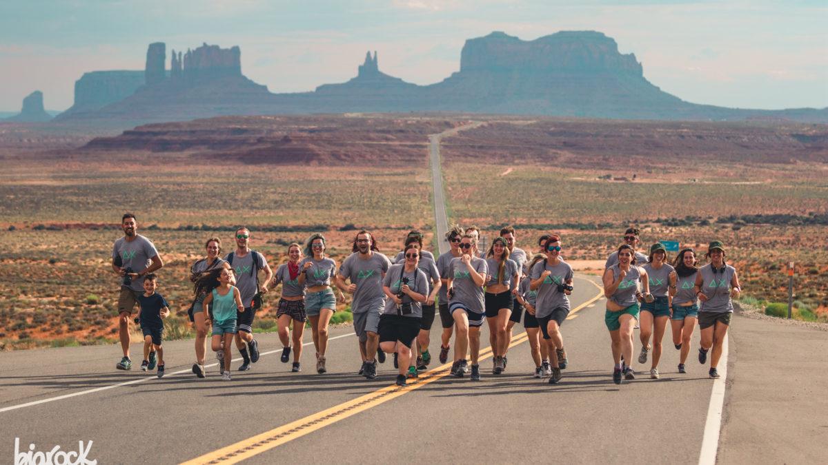 La mille miglia dello Utah